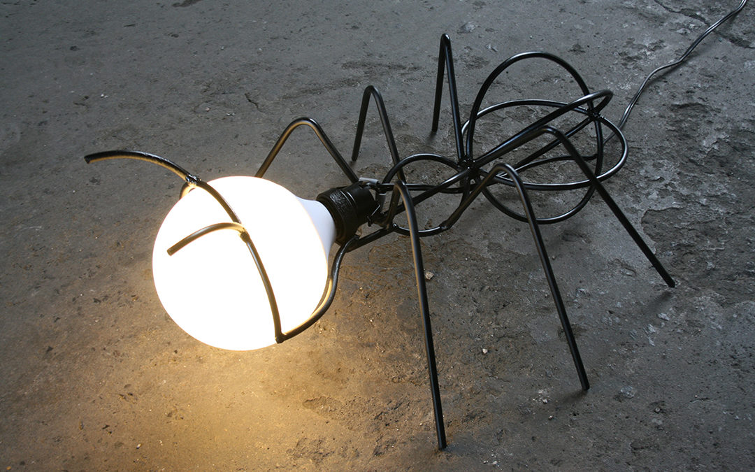 Ant Lamp